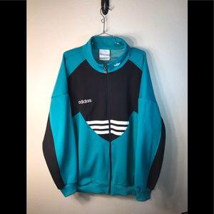 Vintage Adidas Warm up Jacket